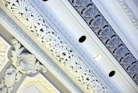 Birmingham Town Hall The Great Hall - Cornice Detail